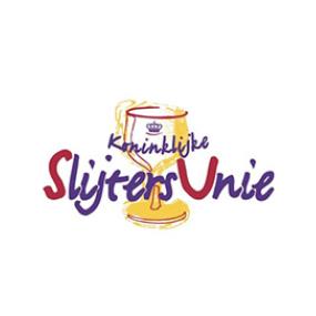 De Koninklijke Slijtersunie is de een vereniging van zelfstandige slijters die één tot vijf slijterijen exploiteren.